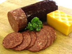 Sausages, meats, deli, smoked, centralia, washington