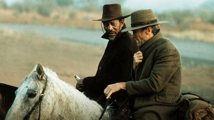 """""""I'll see you in hell, William Munny."""" - Unforgiven"""