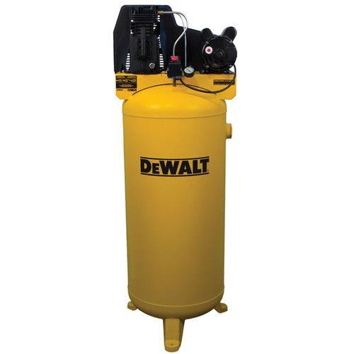Dewalt DXCMLA3706056 3.7 HP 60 Gallon Oil-Lube Vertical Air Compressor