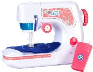 NKOK Discovery Kids Chainstitch Sewing Machine,$21.20