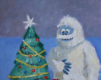 Best 25 the abominable snowman ideas on pinterest for Abominable snowman holiday decoration