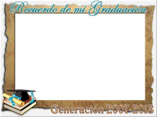 Marcos de graduacion para photoshop - Imagui