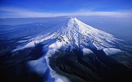 Cotopaxi volcano - Ecuador Ecuador: eruption the day dad died August 2015