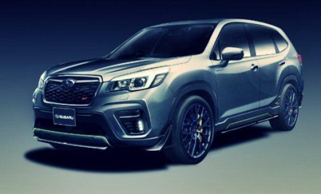 2021 Subaru Forester Sti Concept Release Date Subaru Car Usa Subaru Forester Sti Subaru Forester Subaru