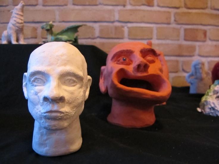 Faces  #art #odderhojskole