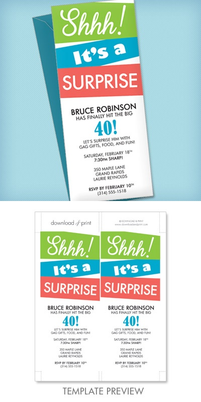 14 best party invites images on Pinterest Invites, Birthday - event invitation templates