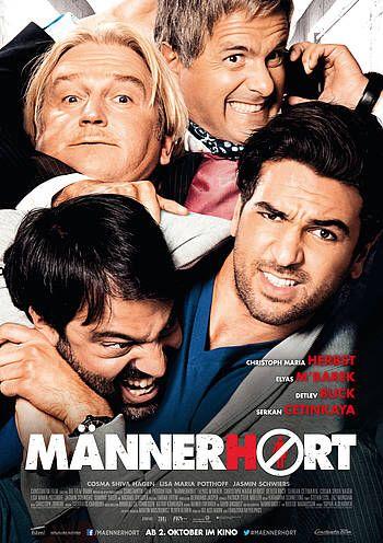 Männerhort- ab 2.10. im Kino #männerhort
