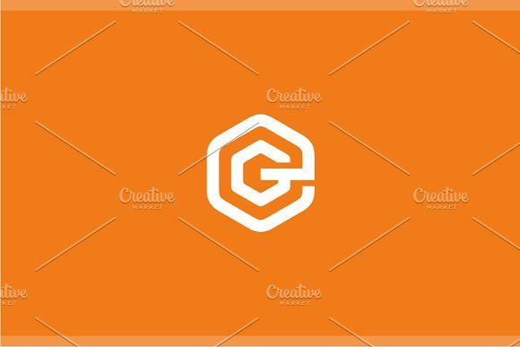 Letter G Logo by yopie on @creativemarket