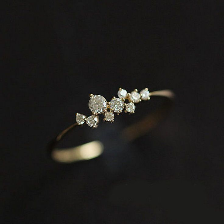 Unique engagement rings say wow 24