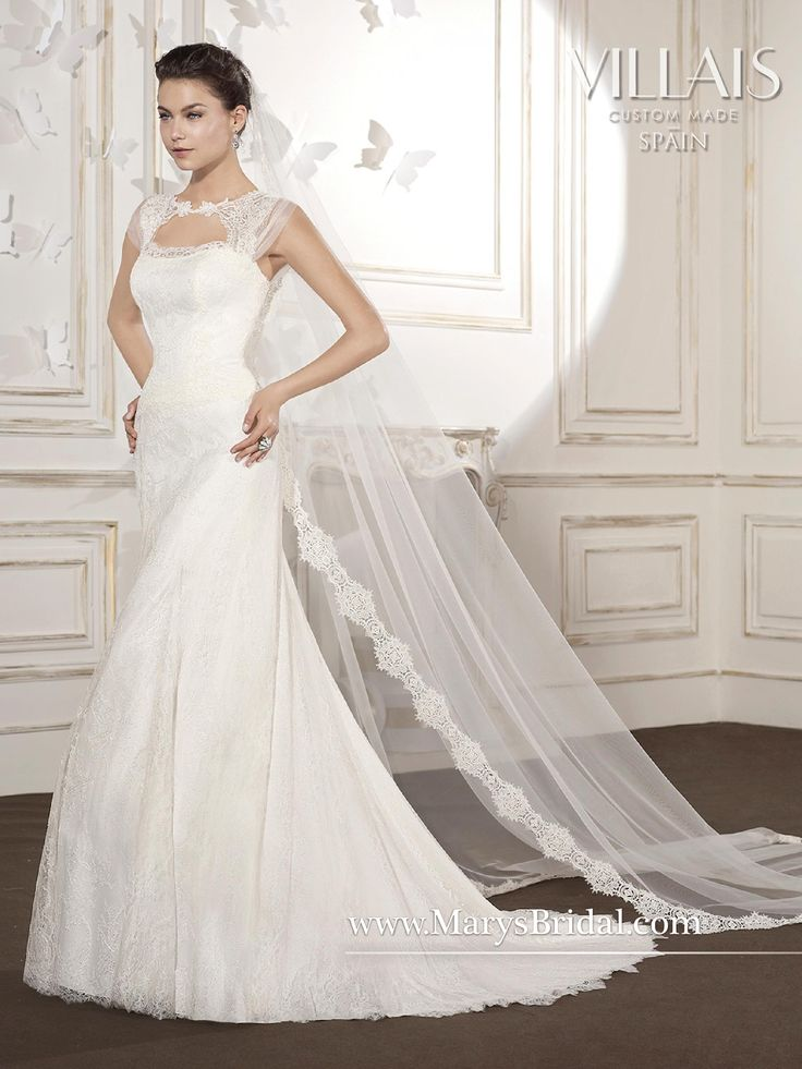 Fabulous  Wedding Gowns That Are Even More Beautiful From The Back
