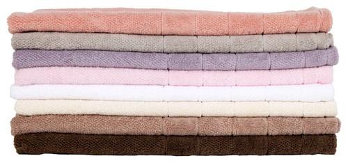 Italian Cotton Bath Mats mediterranean bath mats