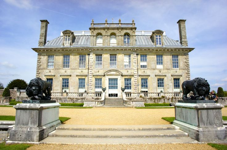 Kingston Lacy, a National Trust country house and estate with an impressive art collection!