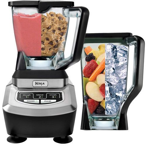 Awesome Ninja Blender (w/attachments).