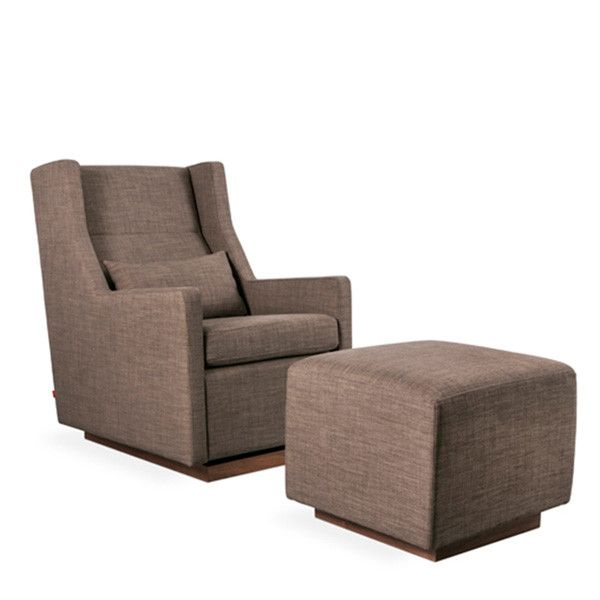 131 best Chair with Stool images on Pinterest Lounge chairs
