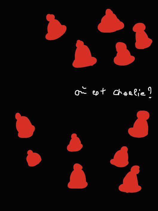 Où est Charlie ? http://www.dailyelle.fr/etre-fonelle/pourquoi-les-gens-droles-177717
