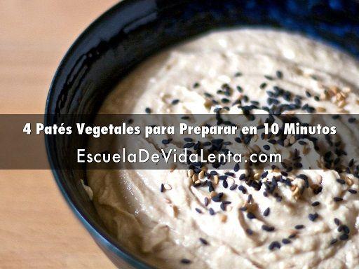 4-pates-vegetales-para-preparar-en-10-minutos