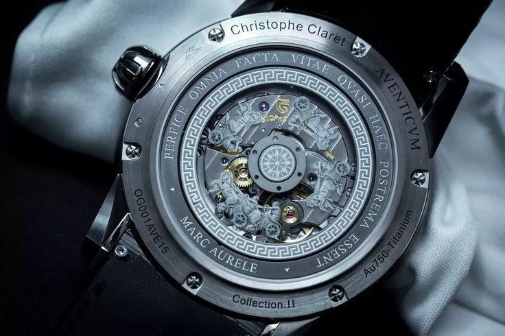 Christophe Claret Aventicum Watch