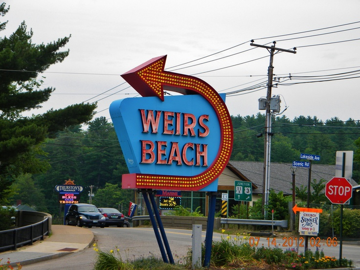 Glory hole today in weirs beach