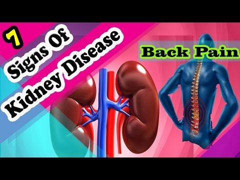 Signs and Symptoms of Kidney Disease