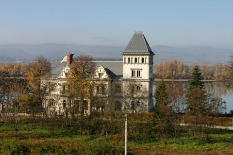 Zebegény, Dőry-castle , Hungary