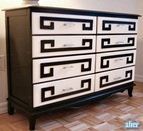 Great dresser idea