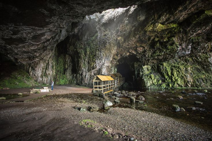 Smoo Cave, Durness | 25 Places In Scotland That Are Straight Out Of A Fantasy Novel
