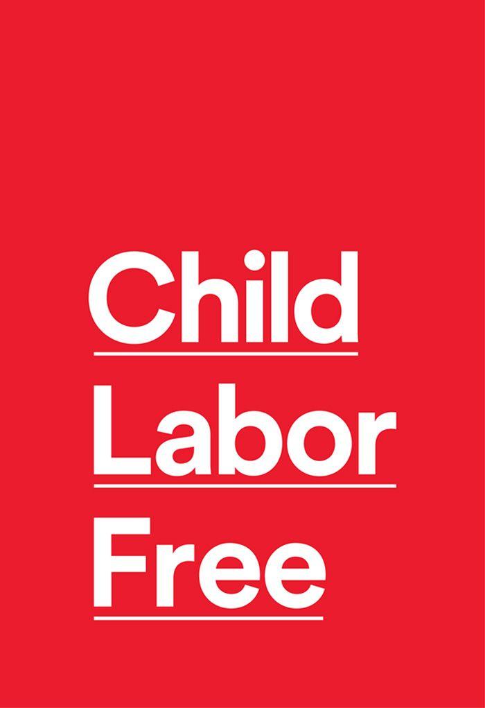 Nace la etiqueta para distinguir la ropa libre de esclavitud infantil. Listado de marcas que lo llevan