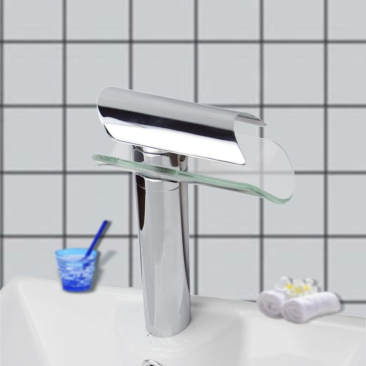 Glass Bathroom Faucets