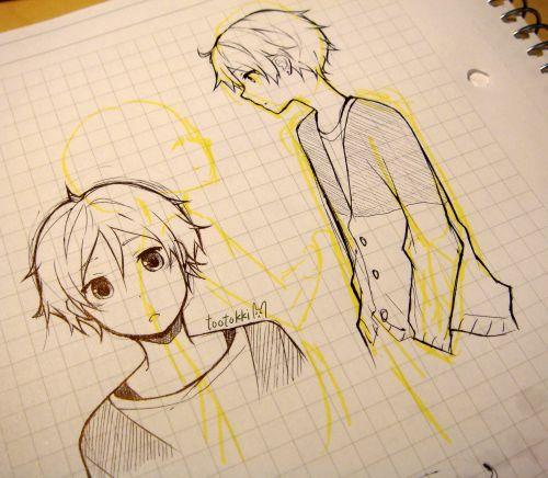 Best 25+ Anime sketch ideas on Pinterest | Anime girl