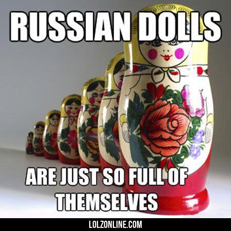 Musical joke in russia 8