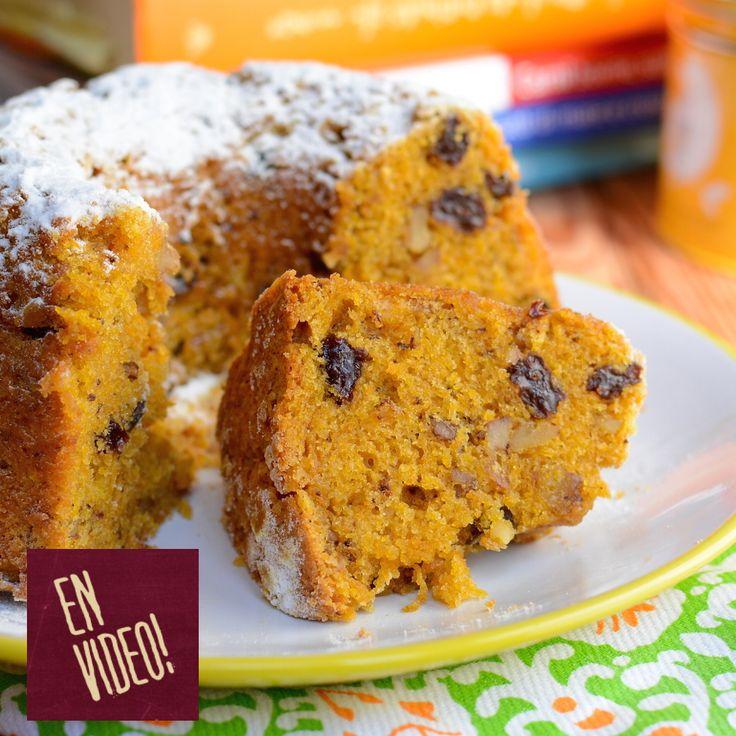 Budín de Zanahoria! Mi versión del famoso Carrot Cake! Les aseguro que esta receta queda increíble de rica y es súper súper fácil de hacer!INGREDIENTES Azúc