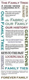 Momenta Family Tree Vellum Stickers