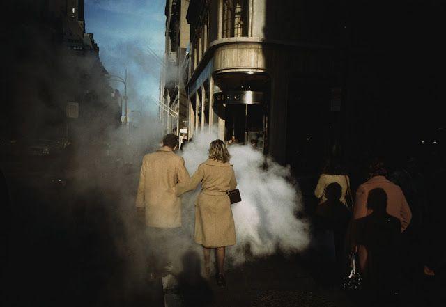 Fotógrafos: Joel Meyerowitz ~ La Mirada Difusa (Cultura, Frikadas y Tontunas de la Era Moderna)
