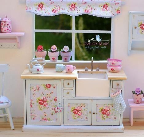 Shabby chic kitchen shabby chic pinterest shabby chic for kids and house - Pinterest shabby chic kitchens ...