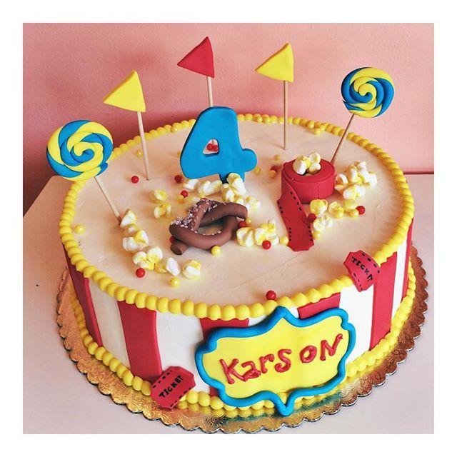 Best 25 Carnival theme cakes ideas on Pinterest Carnival cakes