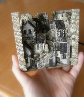 時  の  す  み  か  miniature   diorama                                                                                                                                                                                 もっと見る