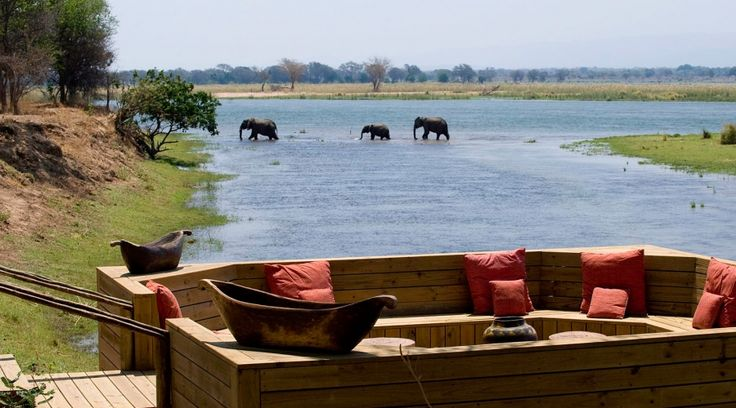 ©Wilderness Safaris|Rukomechi Camp, Zimbabwe
