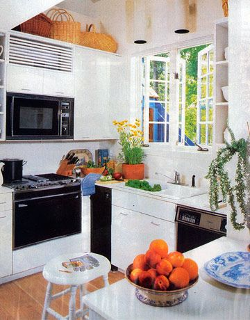 1980s Kitchens   Kitchen Design Ideas   House Beautiful