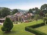 12 bed, taunton, with pool