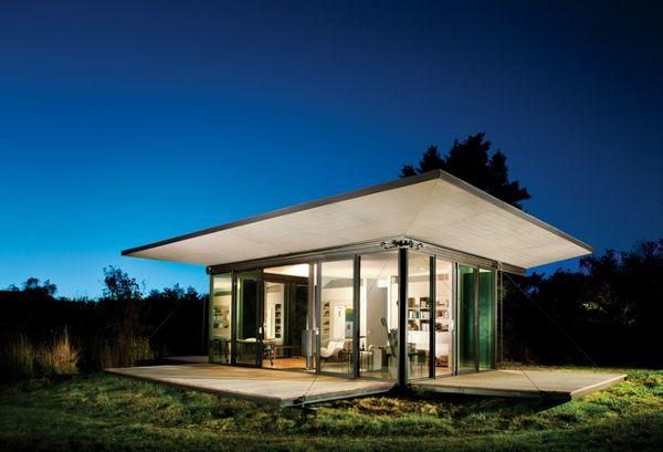 Mini-retiros: 10 cabañas modernas de trabajo e introspección - news - *faircompanies