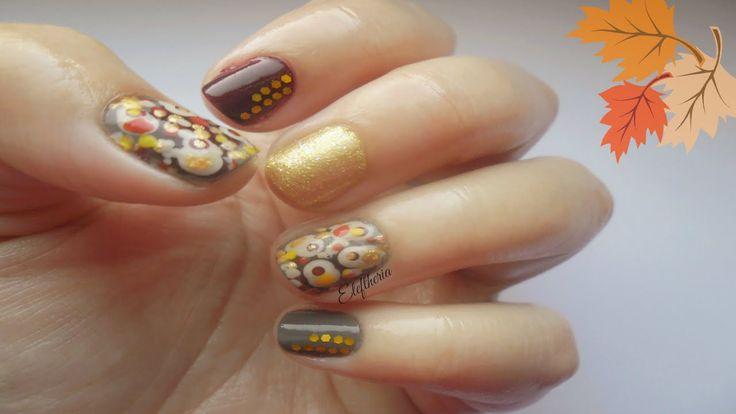Fall Mix & Match Manicure ▎Nail Art Tutorial