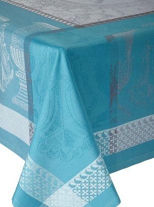 50% OFF Garnier-Thiebaut Flanerie Tablecloth (Givre)
