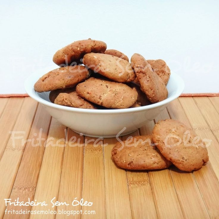 Cookies de Granola na AirFryer - Fritadeira sem Óleo - AirFryer