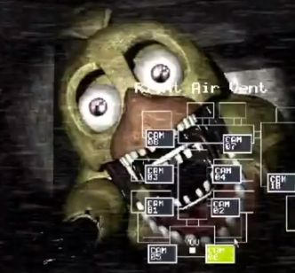 Five Nights at Freddy's 2 - Five Nights at Freddy's Wiki Old Chica (clearly the best character)