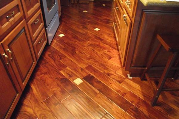 Tile Wood Floor Combination Flooring Ideas Pinterest