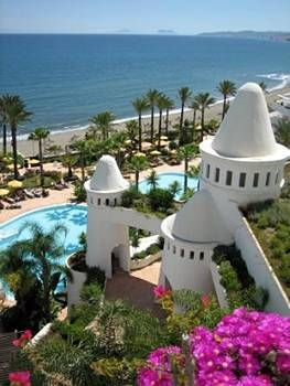 Estepona, Spain. I've been there many times and I can just recommend this place! Pools, tennis courts and lovely people