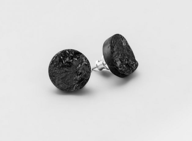 kolczyki regularne okrągłe earrings rounded regular jewelery hochglance