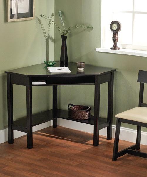 22 best small corner computer desk images on pinterest corner computer desks corner desk and. Black Bedroom Furniture Sets. Home Design Ideas