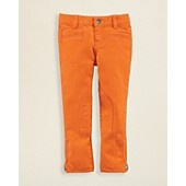 Ralph Lauren Childrenswear Girls Jodhpur Skinny Pant - Sizes 2-6X