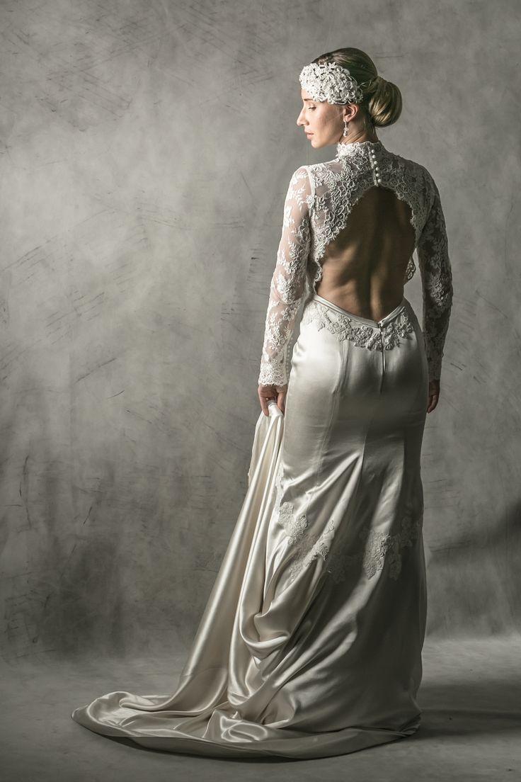 Sasha wedding gown - Ella Moda collection 2016